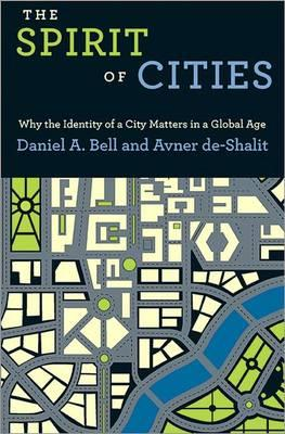 9780691151441 - The spirit of cities : why the identity of a city matters in a global age