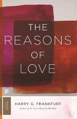 9780691191478 - The Reasons of Love