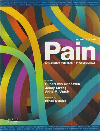 9780702034787 - Pain: A Textbook for Health Professionals