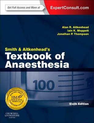 9780702041921 - Textbook of anaesthesia
