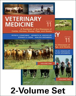 9780702052460 - Veterinary Medicine: A Textbook of the Diseases of Cattle, Horses, Sheep, Pigs and Goats