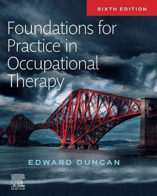 9780702054471 - Foundations for Practice in Occupational Therapy