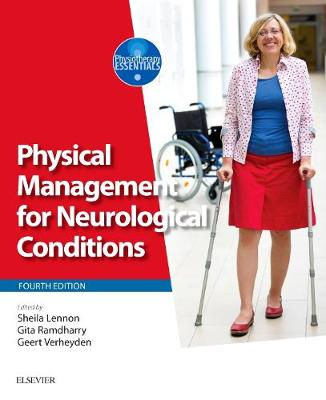 9780702071744 - Physical Management for Neurological Conditions