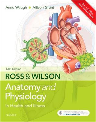 9780702072765 - Ross and Wilson Anatomy and Physiology in Health and Illness