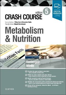 9780702073410 - Crash Course: Metabolism and Nutrition