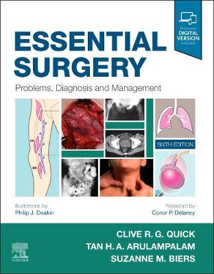 9780702076312 - Essential Surgery: Problems, Diagnosis and Management