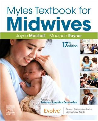 9780702076428 - Myles Textbook for Midwives