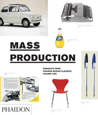 9780714856667 - Mass Production