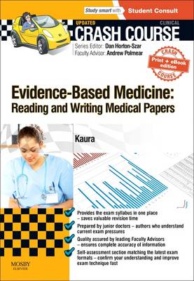 9780723438694 - Crash Course Evidence-Based Medicine - Reading and Writing Medical Papers