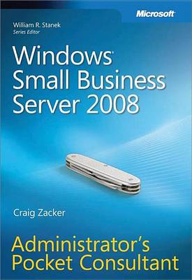 9780735638365 - Windows Small Business Server 2008 Administrator's Pocket Consultant