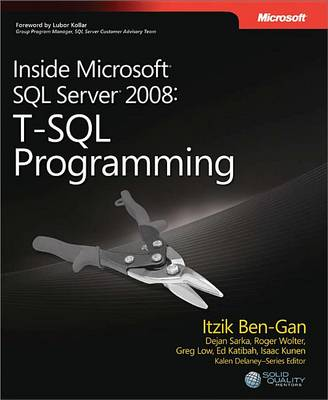9780735646476 - Inside Microsoft SQL Server 2008 T-SQL Programming