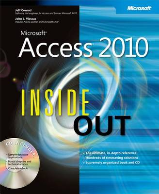 9780735652316 - Microsoft Access 2010 Inside Out