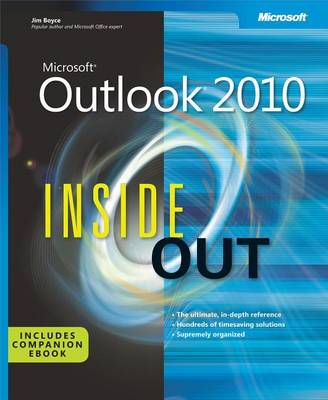 9780735652392 - Microsoft Outlook 2010 Inside Out