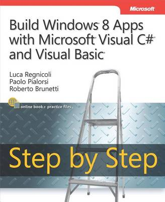 9780735668287 - Build Windows 8 Apps with Microsoft Visual C-sharp and Visual Basic Step by Step
