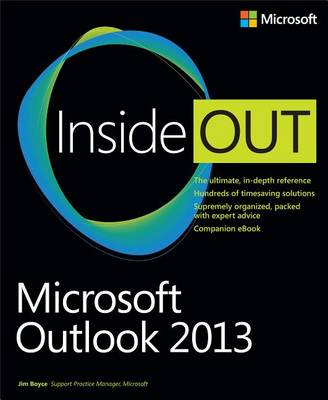9780735672260 - Microsoft Outlook 2013 Inside Out