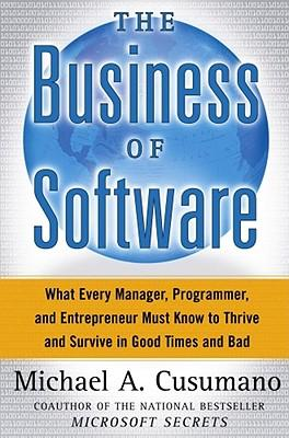 9780743215800 - The business of software