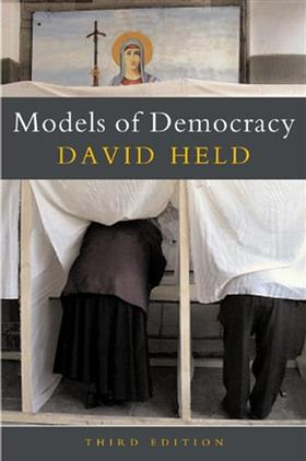 9780745631479 - Models of democracy