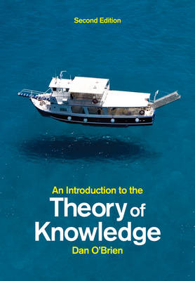 9780745664323 - An Introduction to the Theory of Knowledge