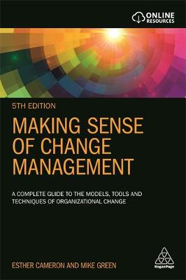 9780749496975 - Making Sense of Change Management
