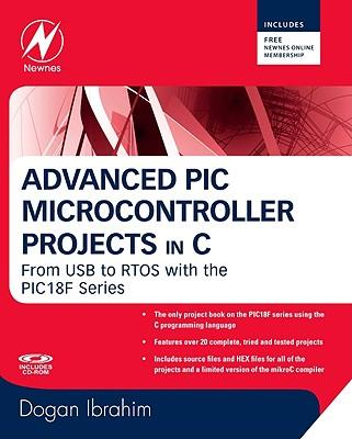 9780750686112 - Advanced pic microcontroler projects in c