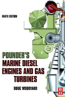 9780750689847 - Pounder's Marine Diesel Engines and Gas Turbines
