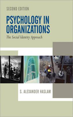 9780761942313 - Psychology in organizations the social identity approach