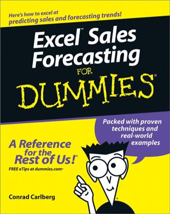 9780764575938 - Excel sales forecasting for dummies