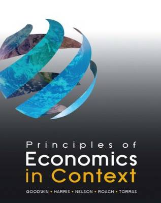 9780765638823 - Principles of Economics in Context