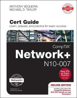 9780789759825 - Comptia Network+ N10-007 Cert Guide, Deluxe Edition