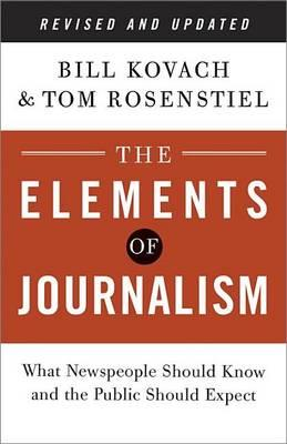 9780804136785 - The Elements of Journalism