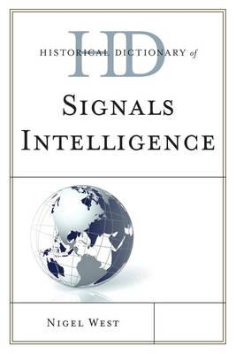 9780810871878 - Historical Dictionary of Signals Intelligence