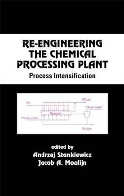 9780824743024 - Re-engineering the chemical processing plant process intensification