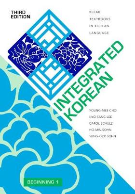 9780824876197 - Integrated Korean, Beginning 1