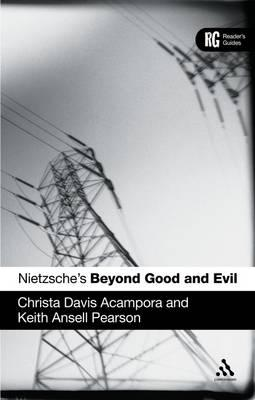 "9780826473646 - Nietzsche's ""beyond good and evil"""