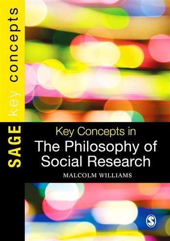 9780857027429 - Key Concepts in the Philosophy of Social Research