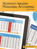 9780866124973 Hospitality Industry Managerial Accounting