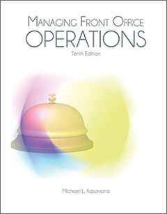 9780866125505 - Managing Front Office Operations, Tenth Edition