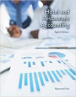 9780866125536 - Hotel & Restaurant Accounting