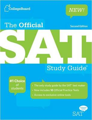 9780874478525 - The Official SAT Study Guide
