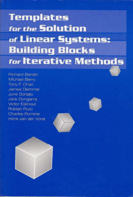9780898713282 - Templates for the Solution of Linear Systems