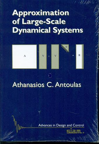 9780898716580 - Approximation of large-scale dynamical systems