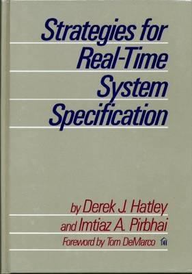 9780932633118 - Strategies for real-time system specification