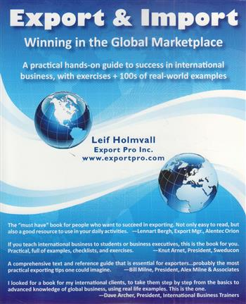 9780968114810 - Export & Import - Winning in the Global Marketplace: A Practical Hands-on Guide to Success in International Business, with 100s of Real-world Examples + Exercises