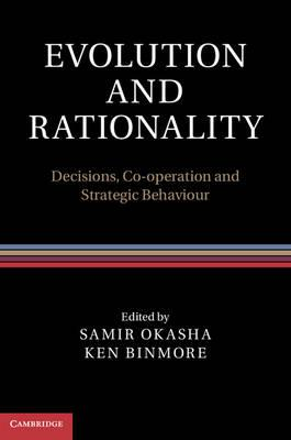 9781107004993 - Evolution and Rationality: Decisions, Co-operation and Strategic Behaviour