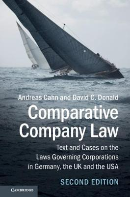 9781107186354 - Comparative Company Law