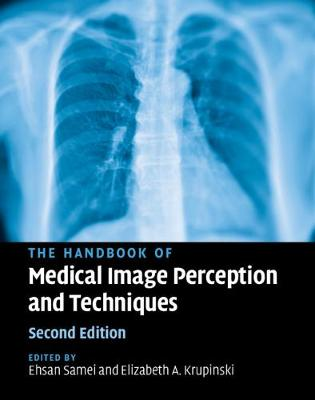 9781107194885 - Handbook of Medical Image Perception and Techniques