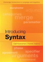 9781107480643 Introducing Syntax