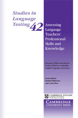 9781107499782 - Assessing Language Teachers' Professional Skills and Knowledge