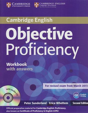 9781107619203 - Objective proficiency workbook with answers