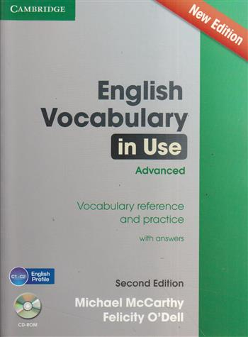 9781107637764 - English vocabulary in use advanced (+ cd-rom)